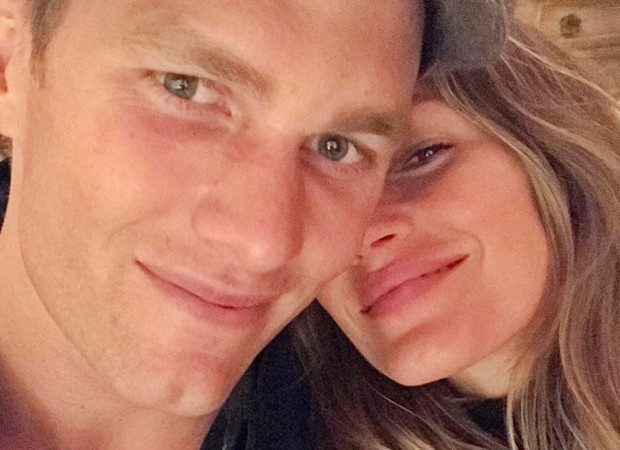 Tom Brady e Gisele Bündche (Foto: Reprodução/Instagram)