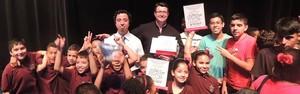 Sinfônicas mogianas são premiadas em Festival (Mogi Agora)