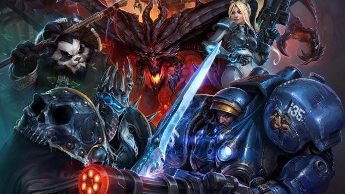 Heroes of the Storm será lançado dia 2 de junho para Windows e Mac (Foto: Divulgação)
