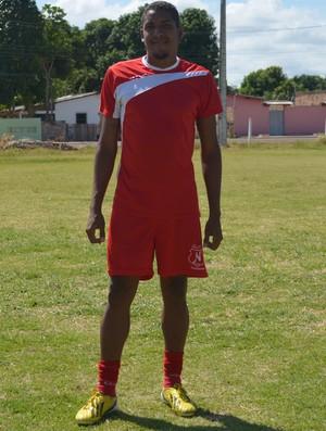 Thiago é aposta do Alvirrubro na criação das jogadas (Foto: Herianne Cantanhede/GloboEsporte.com)