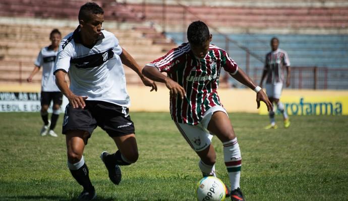 Copinha - Fluminense x Ceará (Foto: Bruno Haddad/Fluminense F.C.)