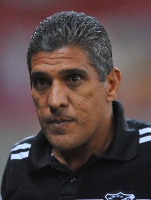 Silas Pereira, técnico do Ceará (Foto: Antônio Carneiro/Pernambuco Press)