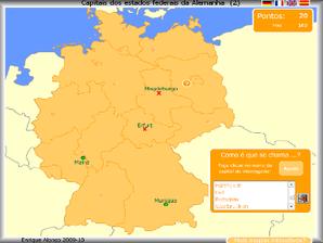 Capitais da Alemanha