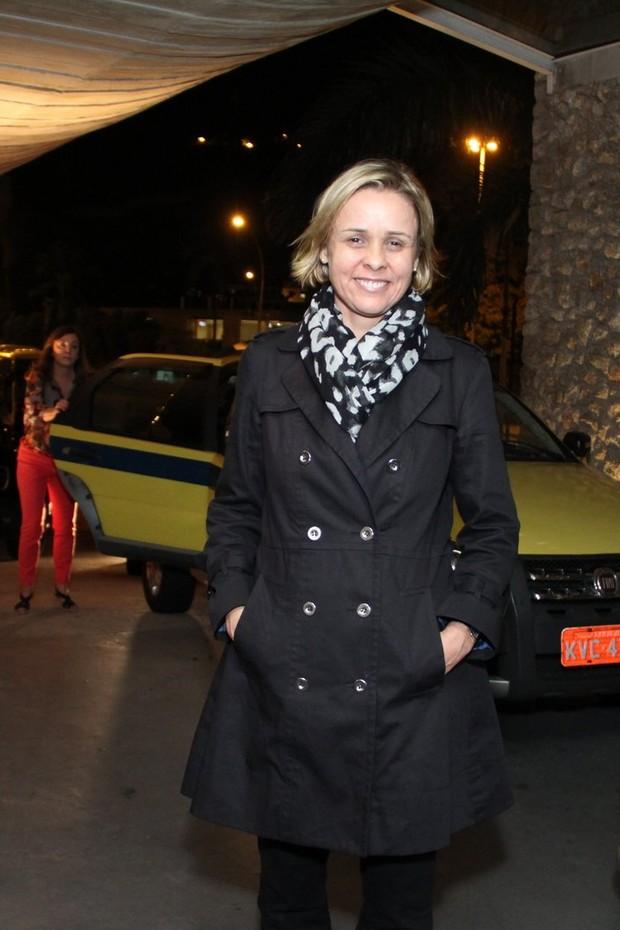 Giulia Gam (Foto: Raphael Mesquita e Thaygo ANdrade/ Foto Rio News)