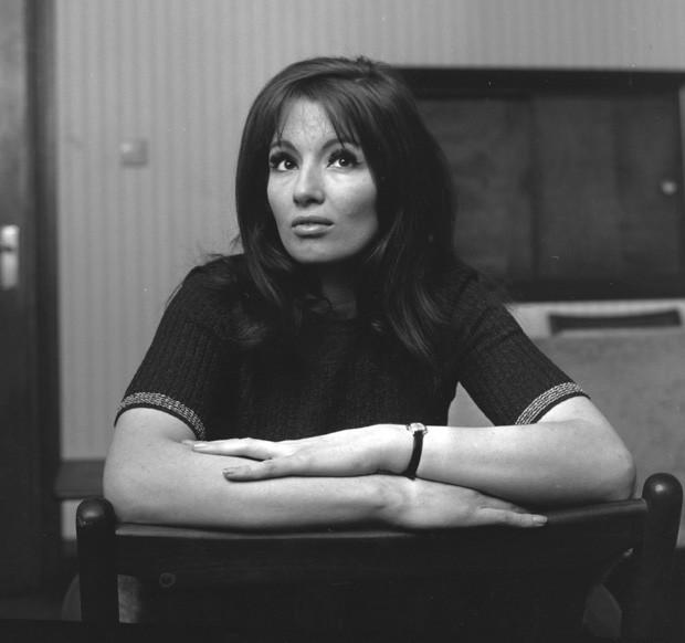 Christine Keeler em 1963 (Foto: Getty Images)