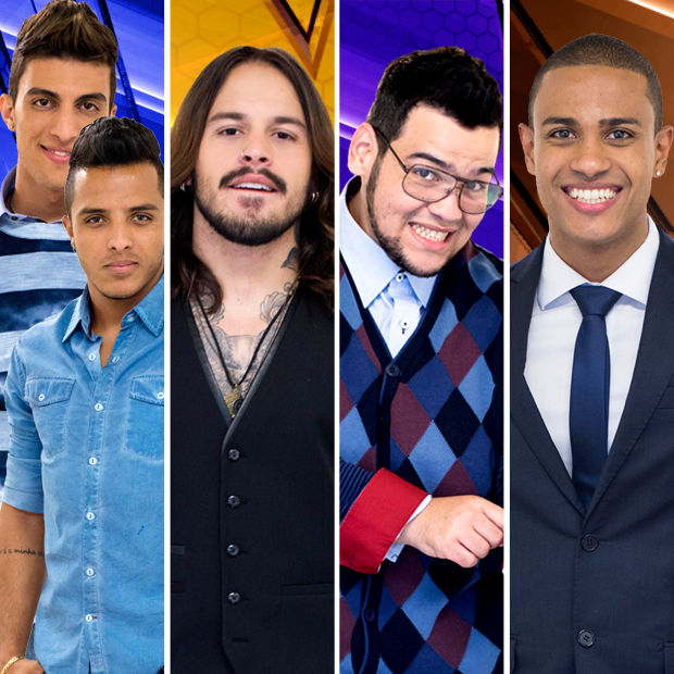Finalistas da terceira temporada do The Voice Brasil (Foto: The Voice Brasil)
