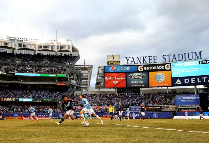 New York City FC Yankee Stadium MLS (Foto: Getty Images)