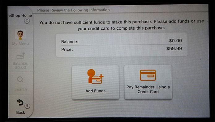 Prossiga para comprar Mario Maker no Wii U (Foto: Reprodução/Felipe Vinha)