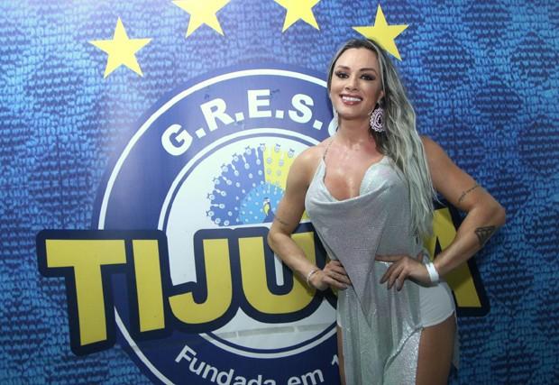 Juju Salimeni (Foto: Daniel Pinheiro/AgNews)
