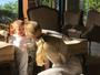 Carol Trentini posta foto fofa com os filhos: 'Hoje só quero dizer obrigada'