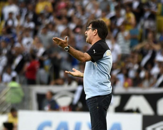 René Simões, Botafogo x Vasco, Botafogo, Vasco, Maracanã (Foto: André Durão/GloboEsporte.com)