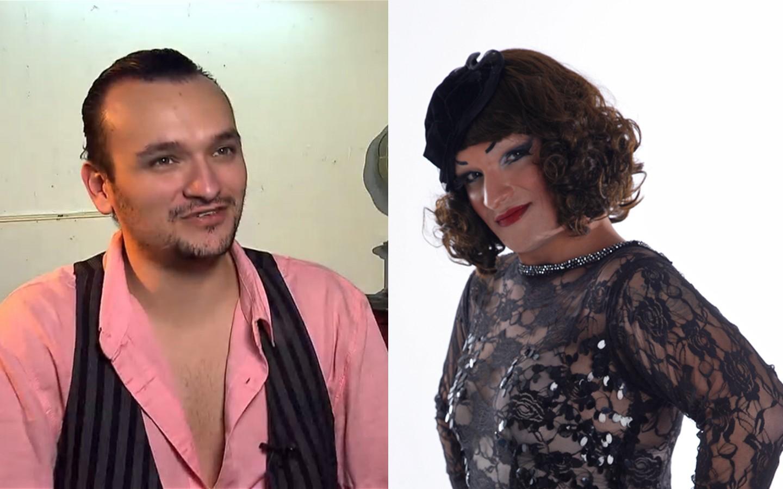 Pedro e Deena (Foto: The Voice Brasil/TV Globo)