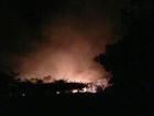 Fábrica de fogos paralisa atividades após explosão em Japaraíba, MG