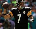 Roethlisberger passará por cirurgia no joelho e desfalca o Pittsburgh Steelers