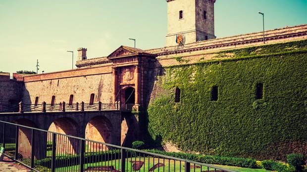 Castillo de Montjuc (Foto: Divulgao)