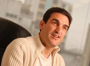 Mariano Lozano, presidente da Danone no Brasil (Foto: Agência O Globo)