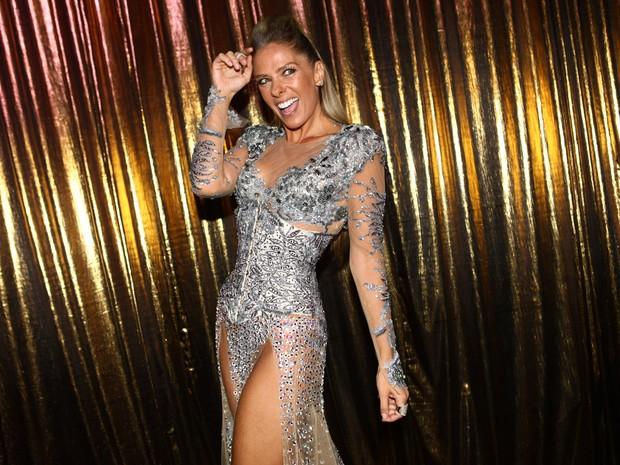 Adriane Galisteu no Baile de Gala da Vogue (Foto: Iwi Onodera / EGO)