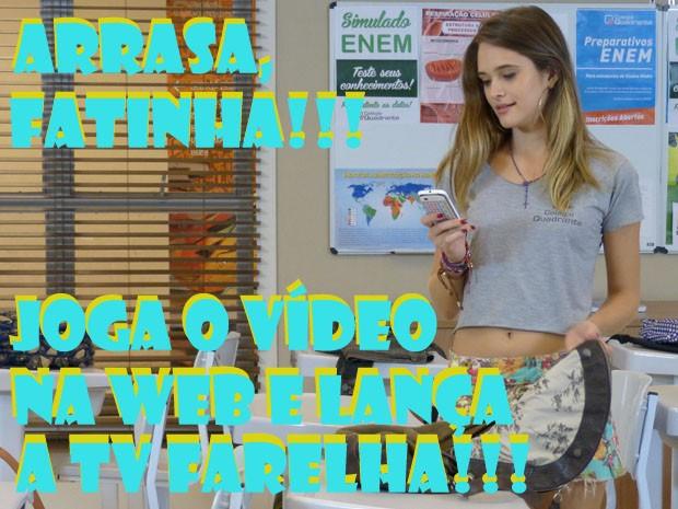 Fatinha (Foto: Malhação / TV Globo)