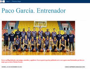 Blog do Paco García (Foto: Reprodução)