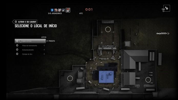 Caçada a Terroristas é modo coop do game (Foto: Reprodução/Thiago Barros) (Foto: Caçada a Terroristas é modo coop do game (Foto: Reprodução/Thiago Barros))