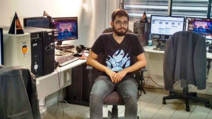 'Descolados' mostra que mercado de games está em alta (Foto: RBS TV/Divulgação )