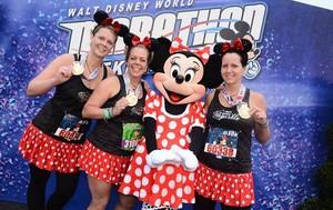 Maratona Disney 2014 Eu Atleta (Foto: Divulgação)