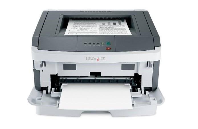 Lexmark E260dn possui velocidade de impressão de até 35 páginas por minuto (Foto: Divulgação/Lexmark)