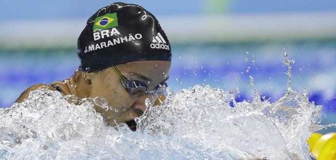 Natação Joanna Maranhão (Foto: AP)