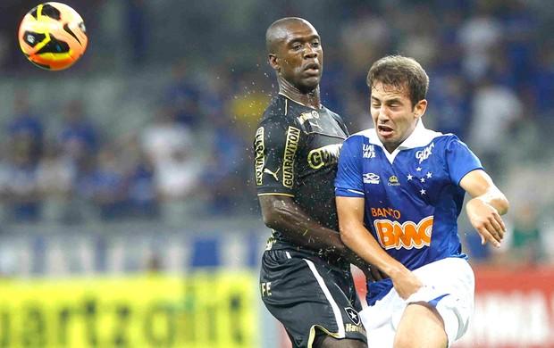 Seedorf Cruzeiro e Botafogo (Foto: Samuel Costa / Agência estado)