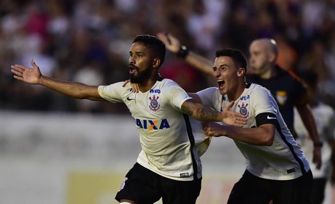Marquinhos Corinthians x Coritiba Copinha (Foto: Agência Estado)