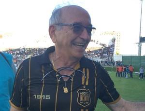 Ferdinando Teixeira - ex-técnico do ABC (Foto: Augusto Gomes/GloboEsporte.com)