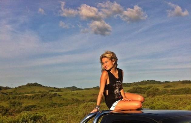 Lua Blanco deve continuar 2013 com seus projetos como atriz e cantora (FOTO: Divulgação)