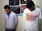 Homens são presos suspeitos de praticar roubos em Rio Branco
