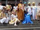 Núcleo Teatral Opereta apresenta Presépio Vivo em Poá