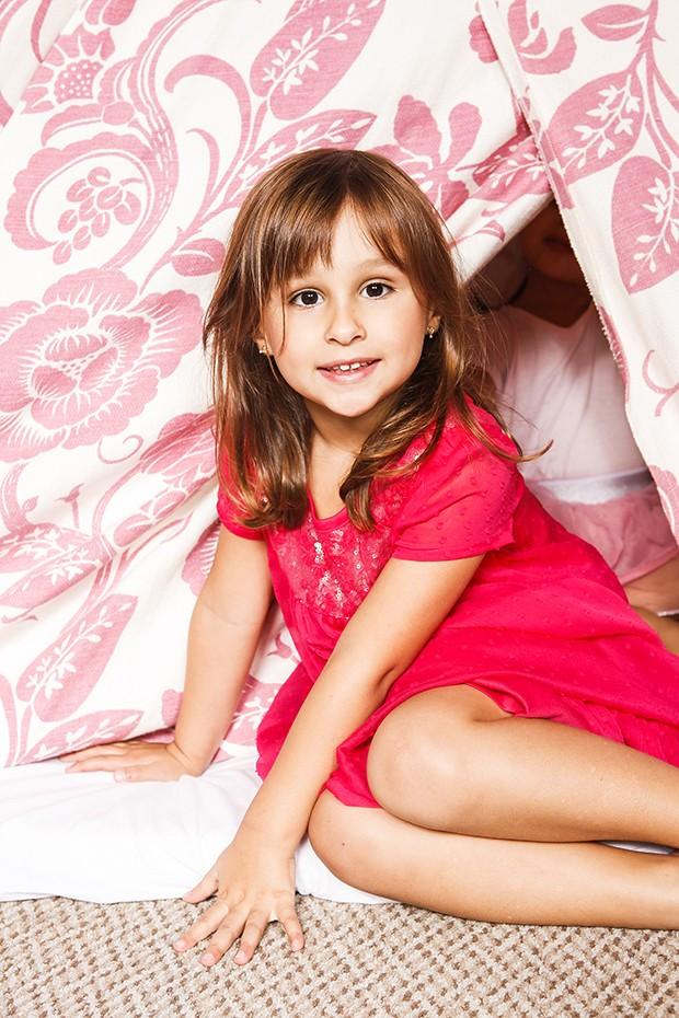 Maya, filha de Natália Guimarães (Foto: Flare Fotografia/ Ed. Globo)