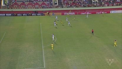 Santos goleou o Galvez nesta quarta-feira (11), pela Copa do Brasil