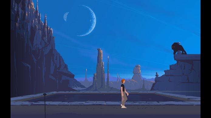 Another World é um clássico jogo 2D/Plataforma muito cultuado ao longo dos anos (Foto: Divulgação)