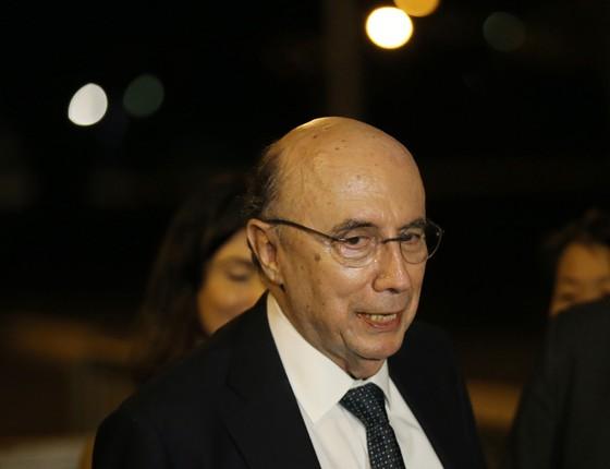 Henrique Meirelles novo Ministro da Fazenda no governo Temer (Foto: André Coelho / Agência O Globo)