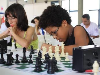 . (Divulgação/ Academia de Xadrez de Campos)