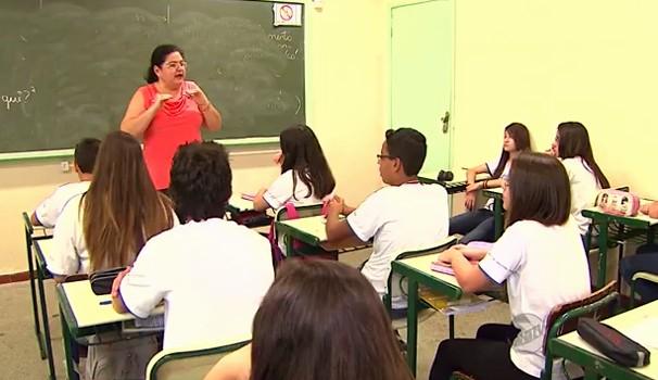 Professores já podem receber a aposentadoria sem o cálculo do fator previdenciário (Foto: Reprodução / EPTV)