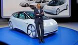 VÍDEO: Volks mostra carro elétrico para 2020 (REUTERS/Jacky Naegelen)