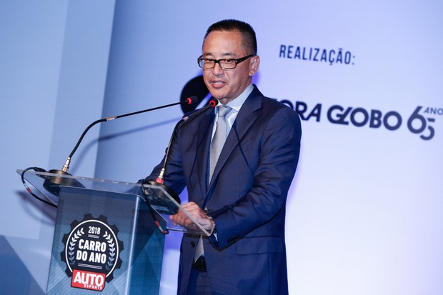 Rafael Chang, presidente da Toyota (Foto: Ricardo Cardoso)