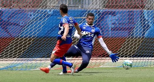 que venha o vovô (Felipe Oliveira / Divulgação / EC Bahia)