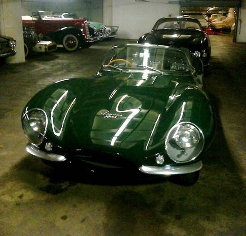 Foto (Foto: Jaguar XKSS do McQueen - FotocelubaHK)