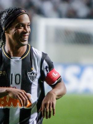 Ronaldinho Gaúcho, do Atlético-MG (Foto: Bruno Cantini / Atlético-MG)
