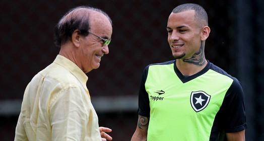 novos ares (Vitor Silva / SSpress / Botafogo)