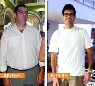 EuAtleta minha história Eduardo antes e depois (Foto: Eu Atleta)