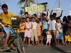 Três milhões de crianças foram afetadas por supertufão, diz ONG