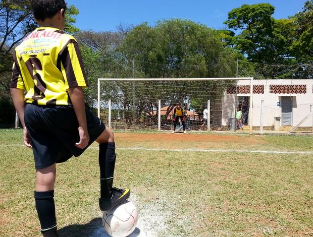 Copa Escolinhas futebol (Foto: Maritza Borges)
