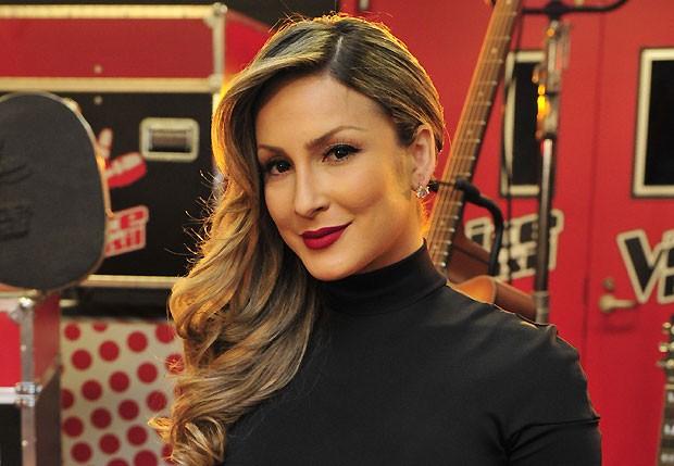 Claudia Leitte (Foto: Divulgação TV Globo)